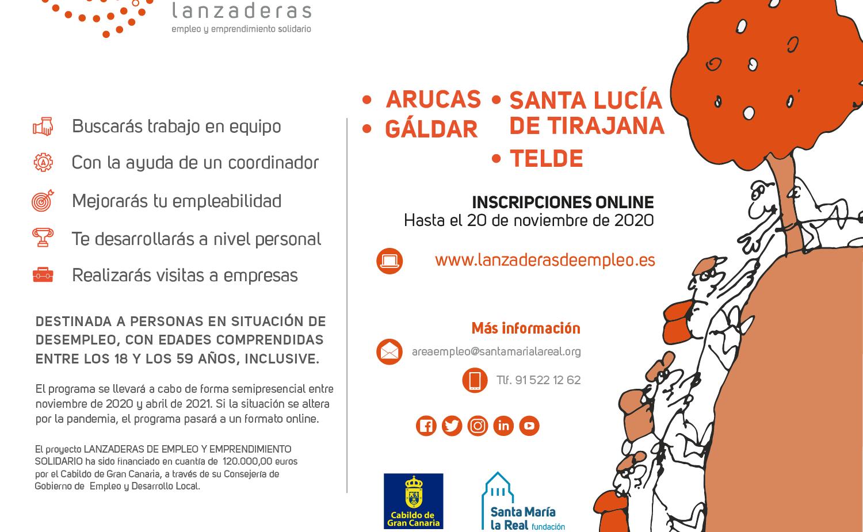 Lanzaderas de Empleo de Gran Canaria