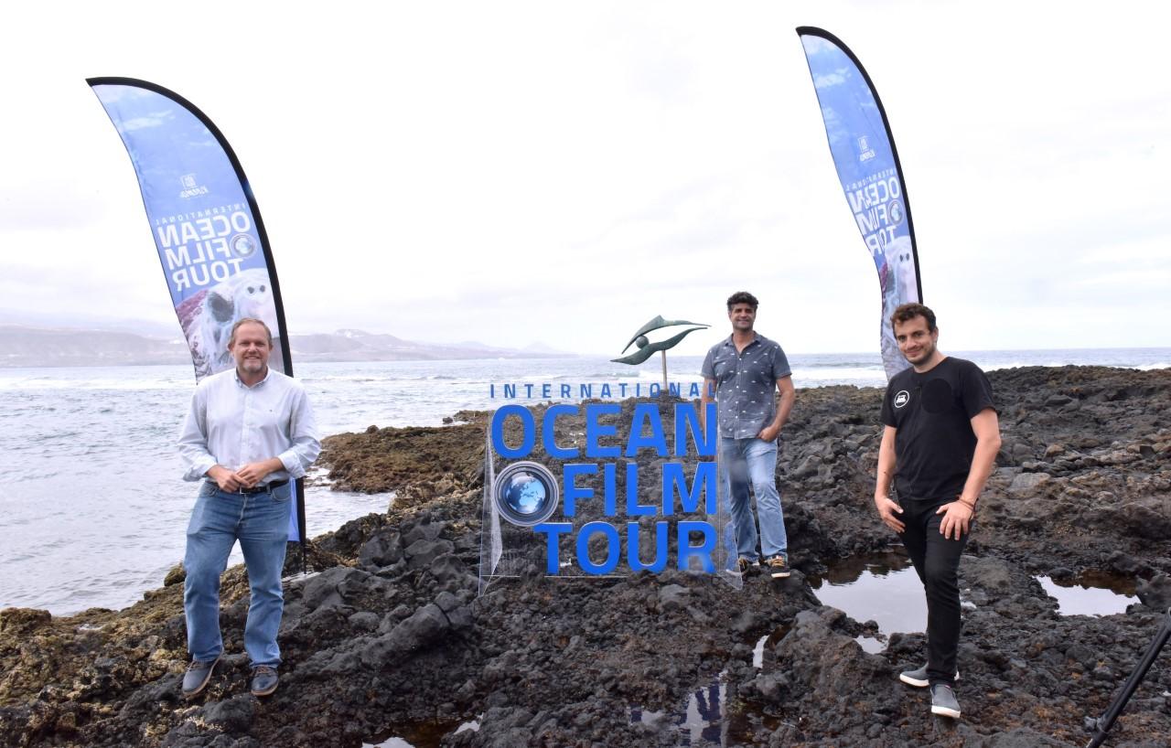 Presentación del International Ocean Film Tour. Las Palmas de Gran Canaria