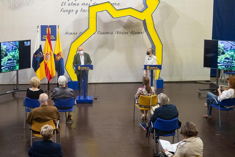 Presentación el libro 'Jardines de Canarias' / CanariasNoticias.es