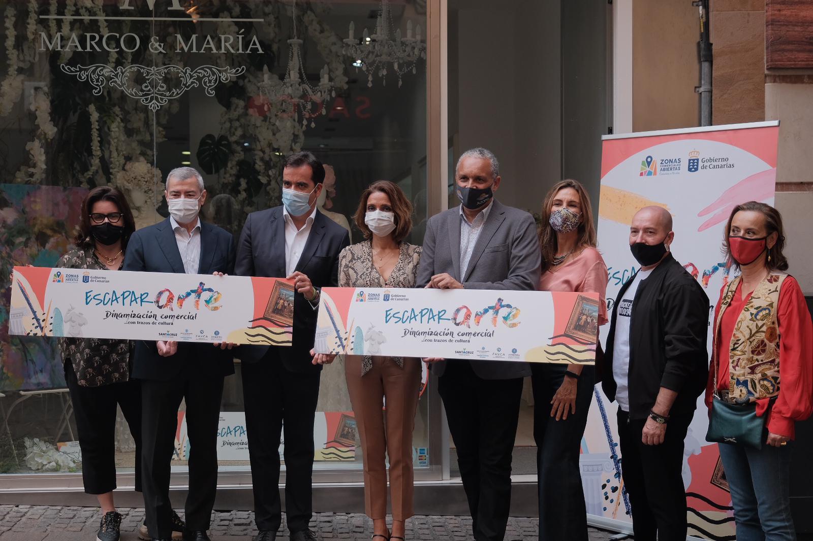 Comercio dinamiza el centro de Santa Cruz de Tenerife / CanariasNoticia.es