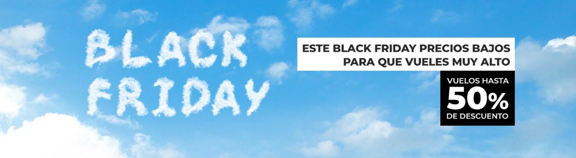 Llega el Black Friday a Iberia Express / CanariasNoticias.es