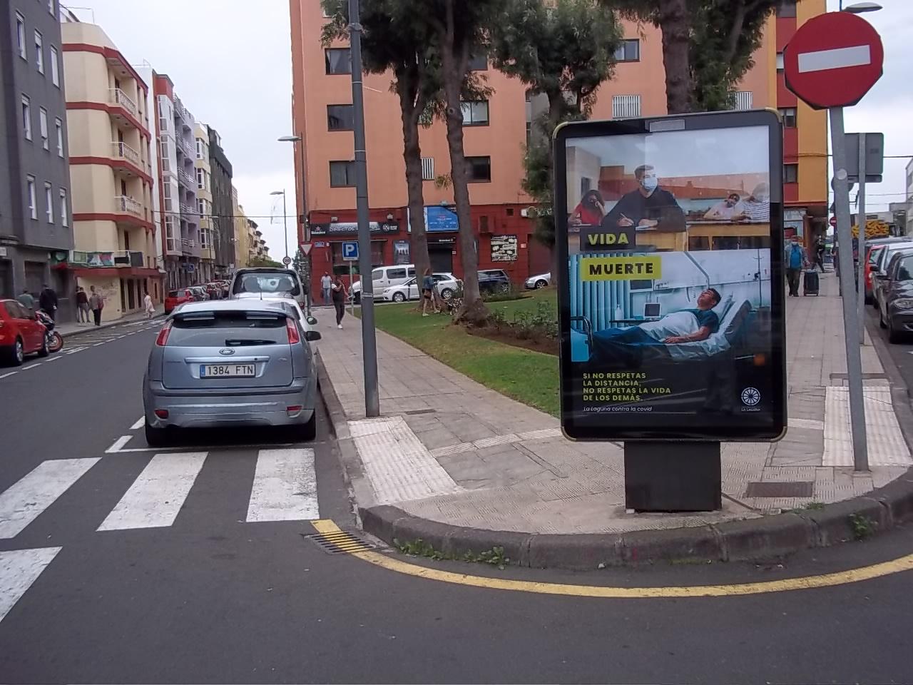 Campaña de concienciación para prevenir los contagios por covid-19 / CanariasNoticias.es