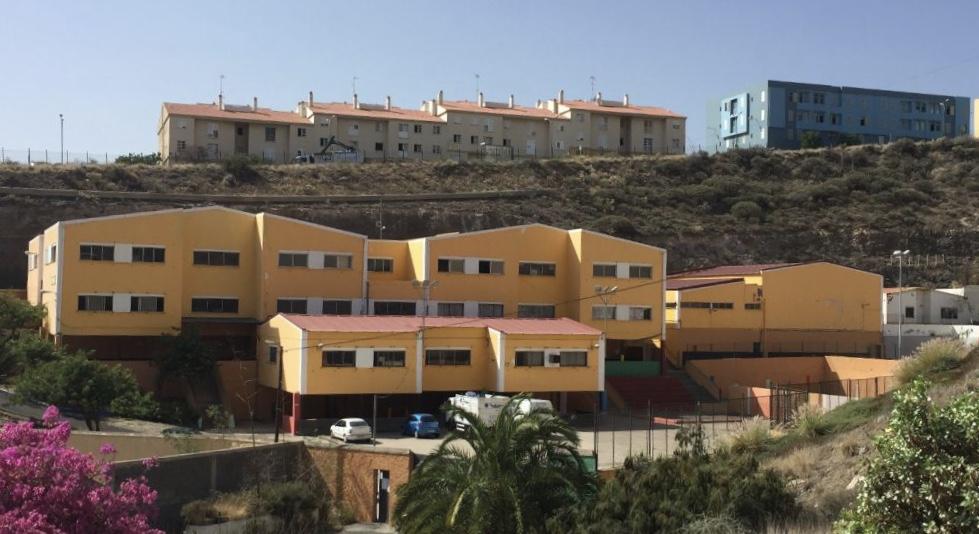 CEIP León en Las Palmas de Gran Canaria