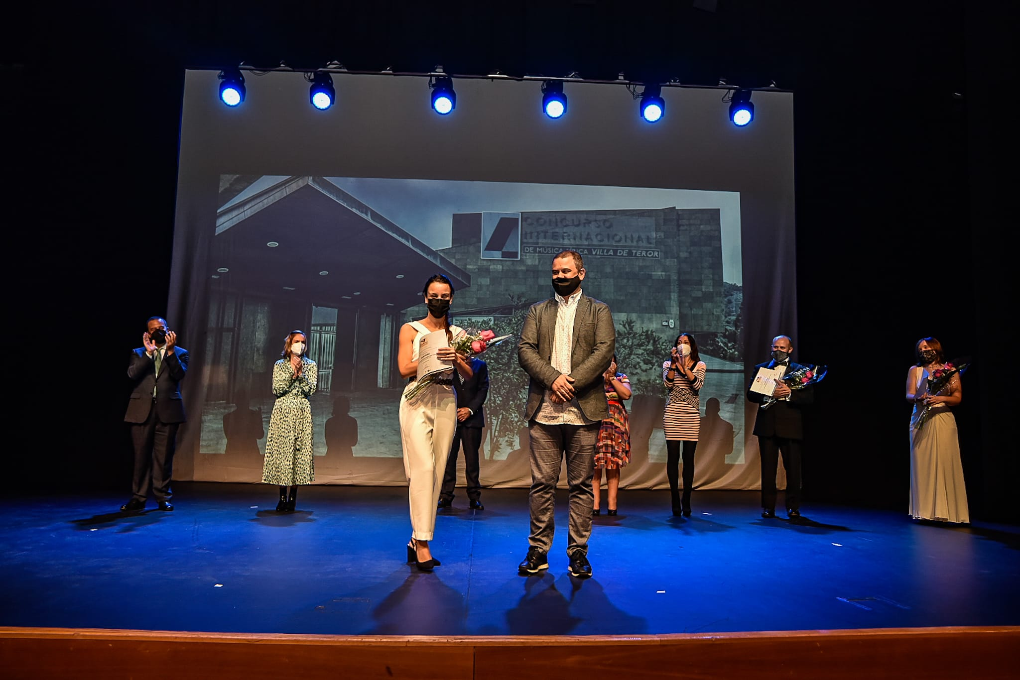 Tania Lorenzo ganadora del IV Concurso Internacional de Música Lírica Villa de Teror