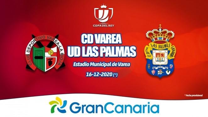 Copa del Rey. Fútbol. C.D. Varea-U.D. Las Palmas. CanariasNoticias.es