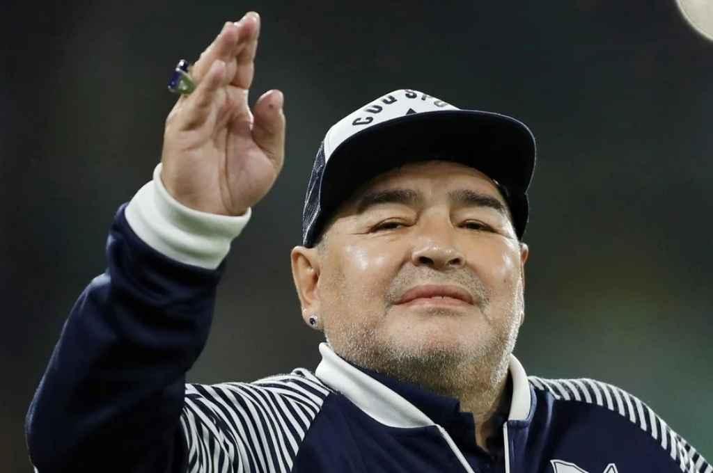 Diego Armando Maradona/ CanariasNoticias.es