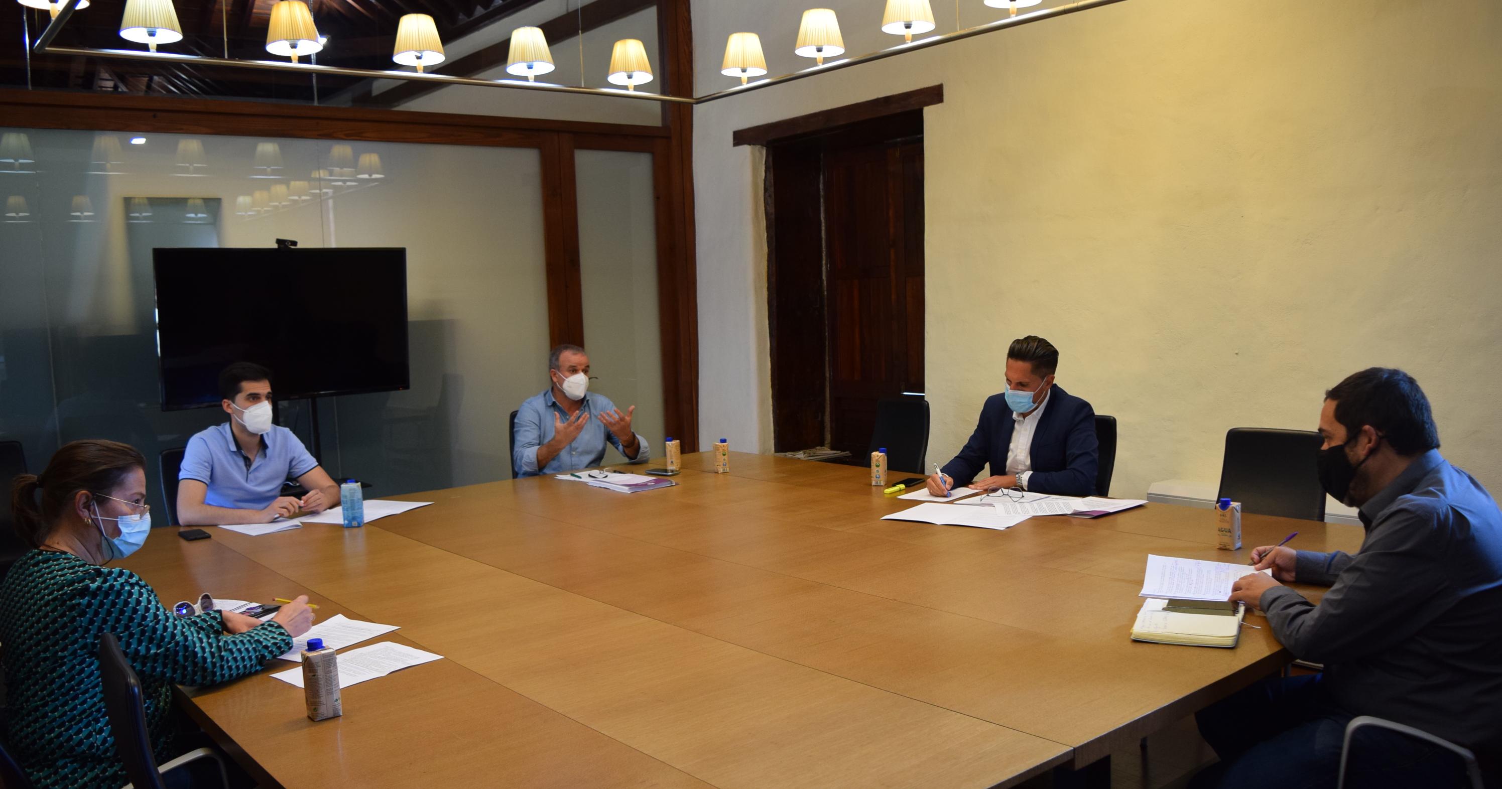 Junta de Portavoces del Ayuntamiento de La Laguna / CanariasNoticias.es