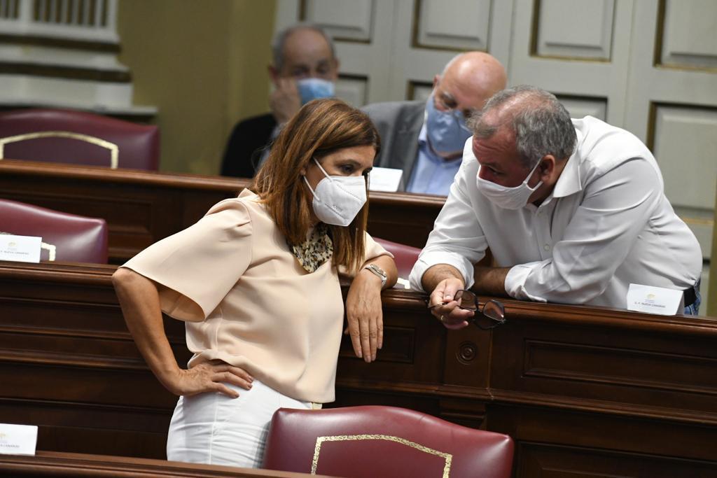 Carmen Hernández. Nueva Canarias. CanariasNoticias.es