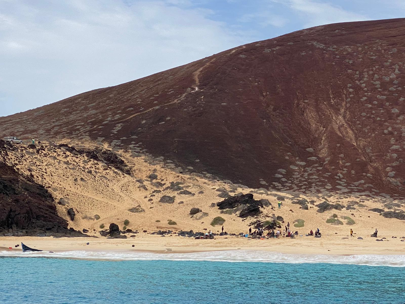 Inmigración en La Graciosa / CanariasNoticias.es