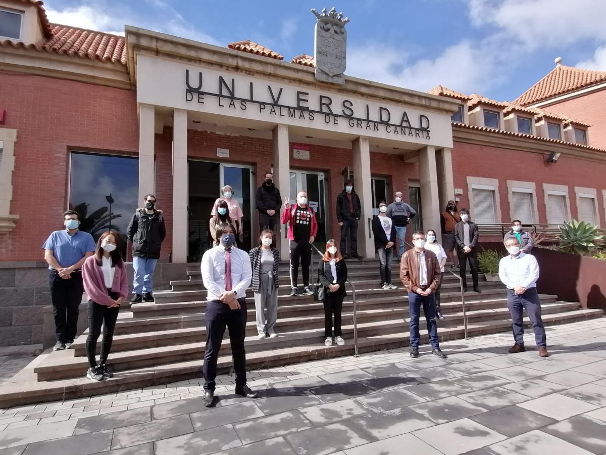 Examen Oficial de Lengua Japonesa ULPGC / CanariasNoticias.es
