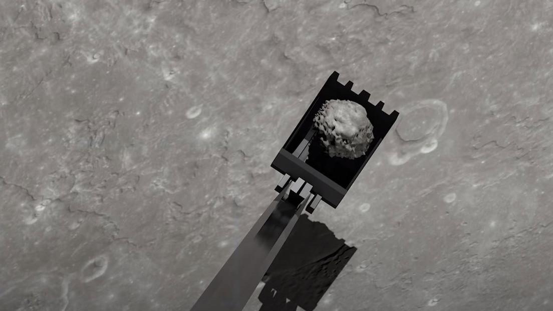 NASA planea comprar polvo lunar por tan solo 1 dólar