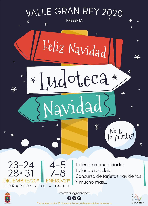 Valle Gran Rey. Ludoteca de Navidad 2020-2021. La Gomera/CanariasNoticias.es