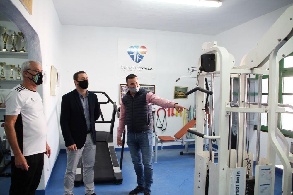 Escuela de Lucha Canaria. Yaiza. Lanzarote/CanariasNoticias.es