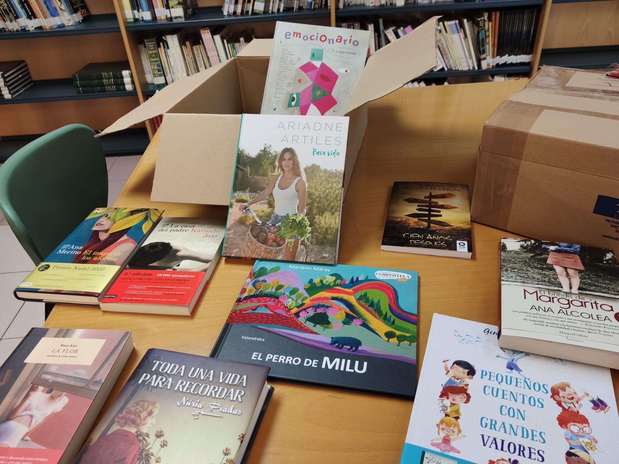 Nuevos fondos de la Biblioteca Municipal de Teror / CanariasNoticias.es