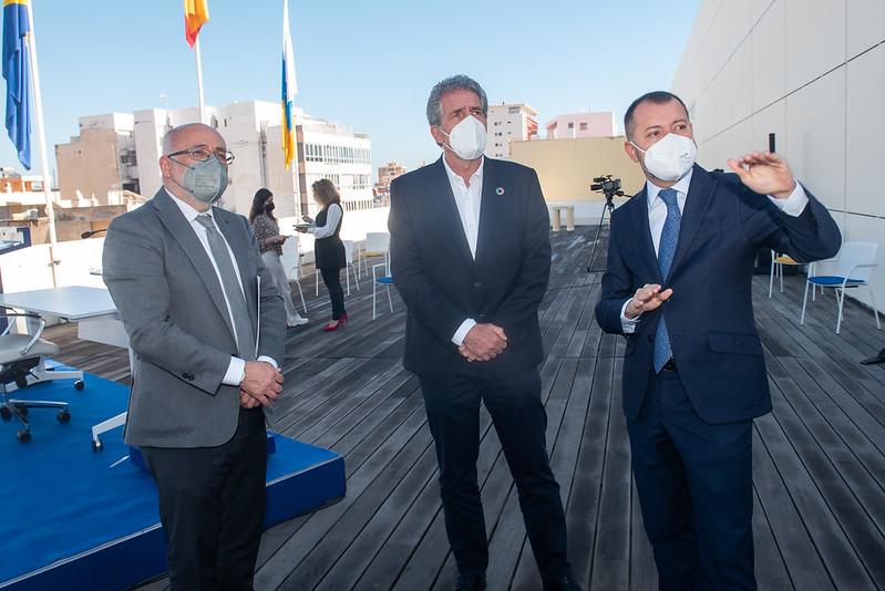 Concurso de ideas para el Puerto de Taliarte / CanariasNoticias.es