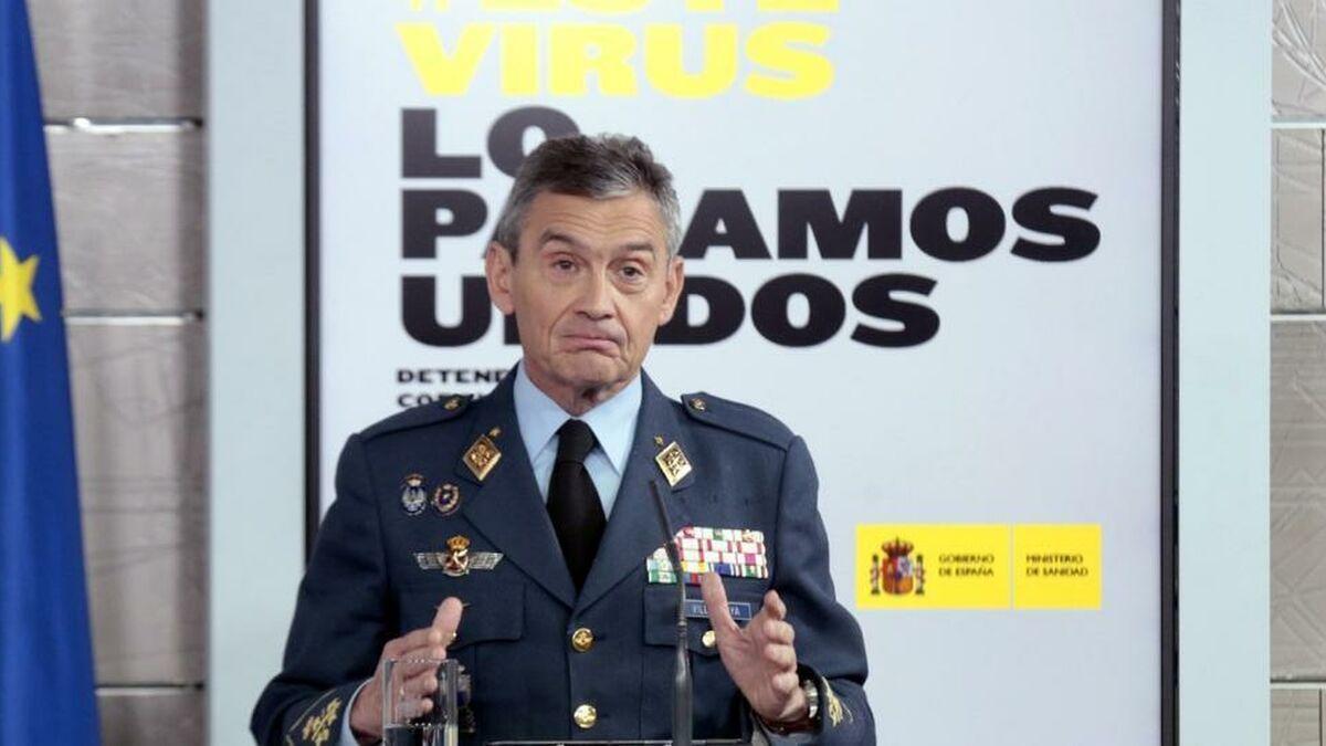 Jefe del Estado Mayor de la Defensa. Miguel Ángel Villarroya/ canariasnoticias