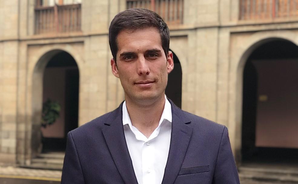 Juan Antonio Molina, portavoz de Cs en Ayuntamiento de La Laguna / CanariasNoticias.es