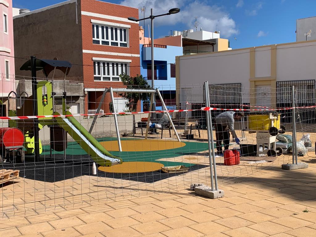 Parque infantil de Clavellinas, Telde / CanariasNoticias.es