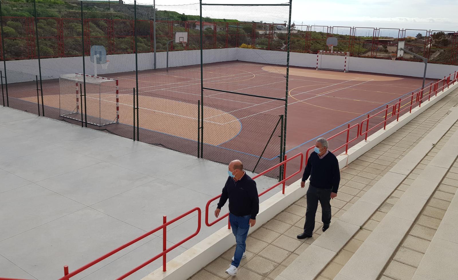Polideportivo. San Miguel de Abona/ canariasnoticias.es