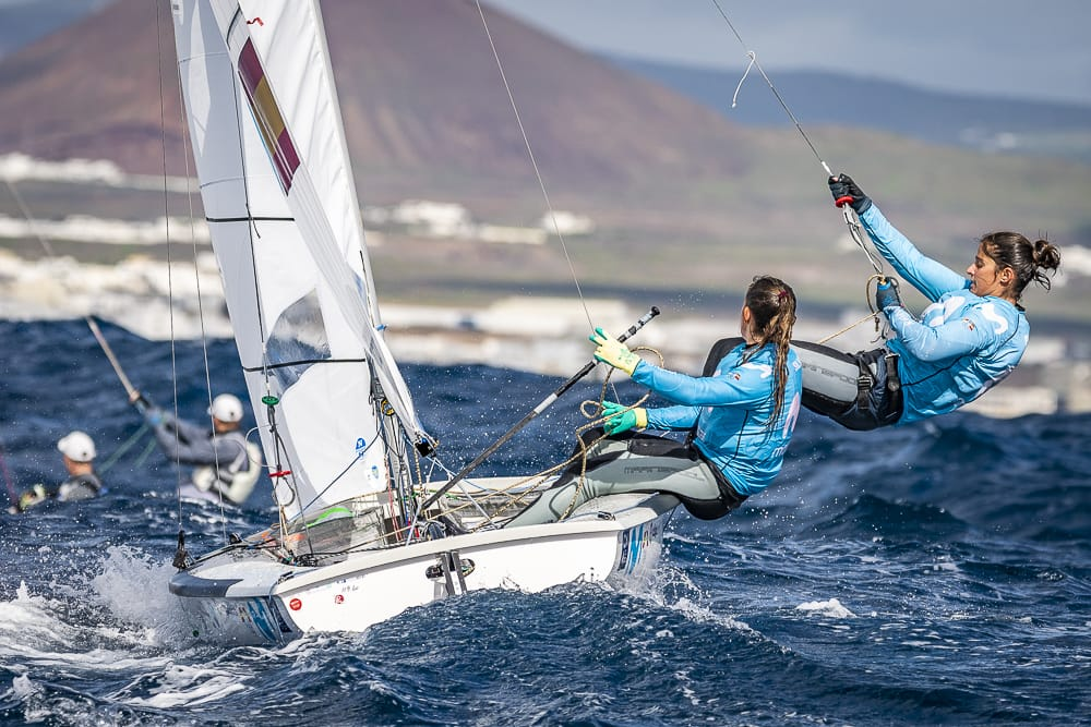 Lanzarote Olympic Winter Regatta. Vela/ canariasnoticias.es