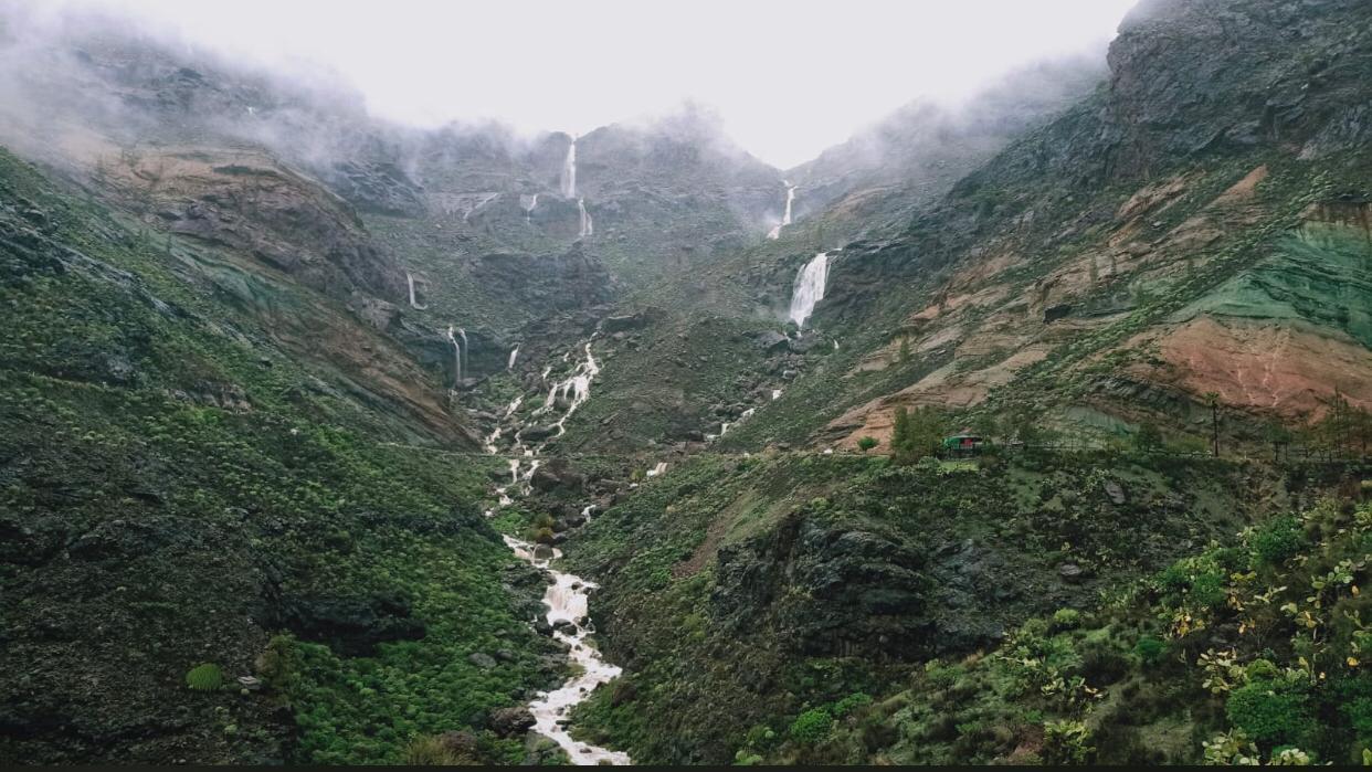 Lluvias en Canarias / CanariasNoticias.es