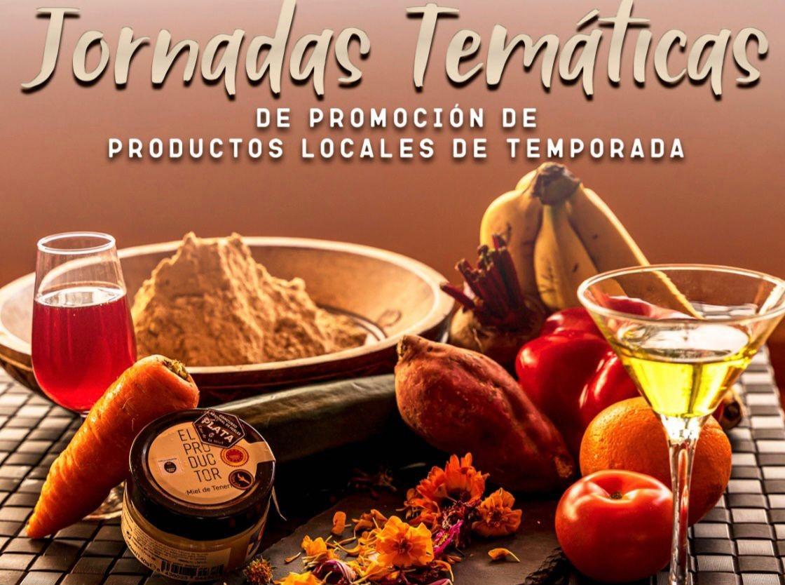 Jornadas Temáticas de productos locales de La Orotava / CanariasNoticias.es