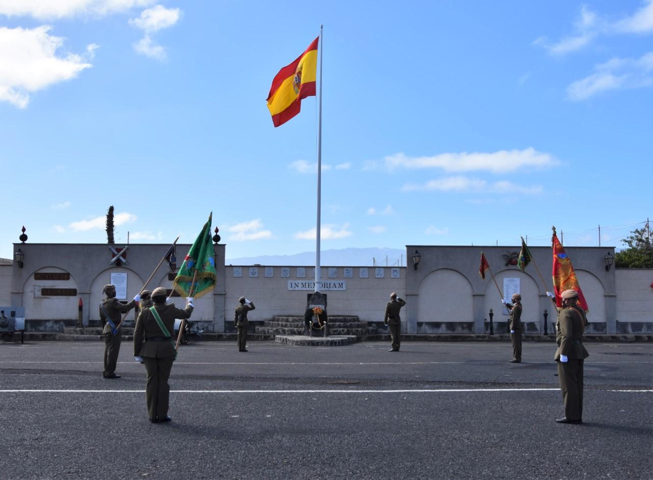 """Brigada  """"CANARIAS"""" XVI celebra su 13º aniversario/ canariasnoticias"""