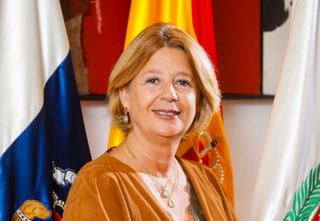 Pepa Luzardo concejala del PP del Ayuntamiento de Las Palmas de Gran Canaria / CanariasNoticias.es