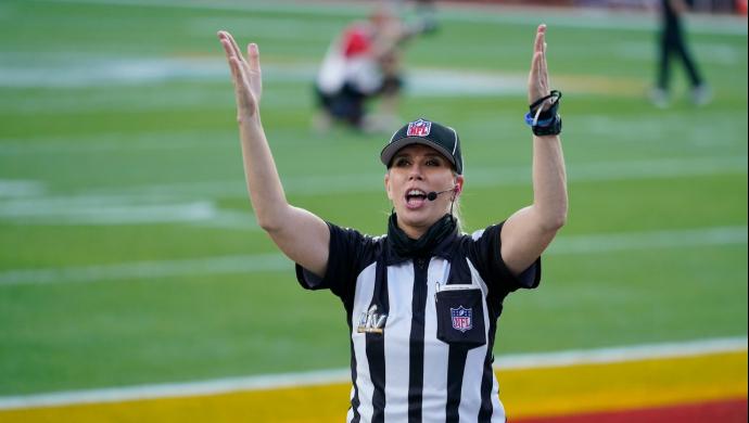 Sarah Thoma. Super Bowl/ canariasnoticias