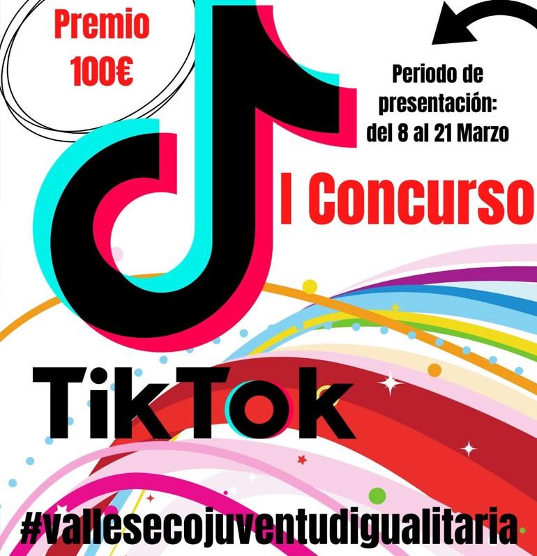 """Cartel del concurso """"Juventud igualitaria"""" de  TikTok / CanariasNoticias.es"""