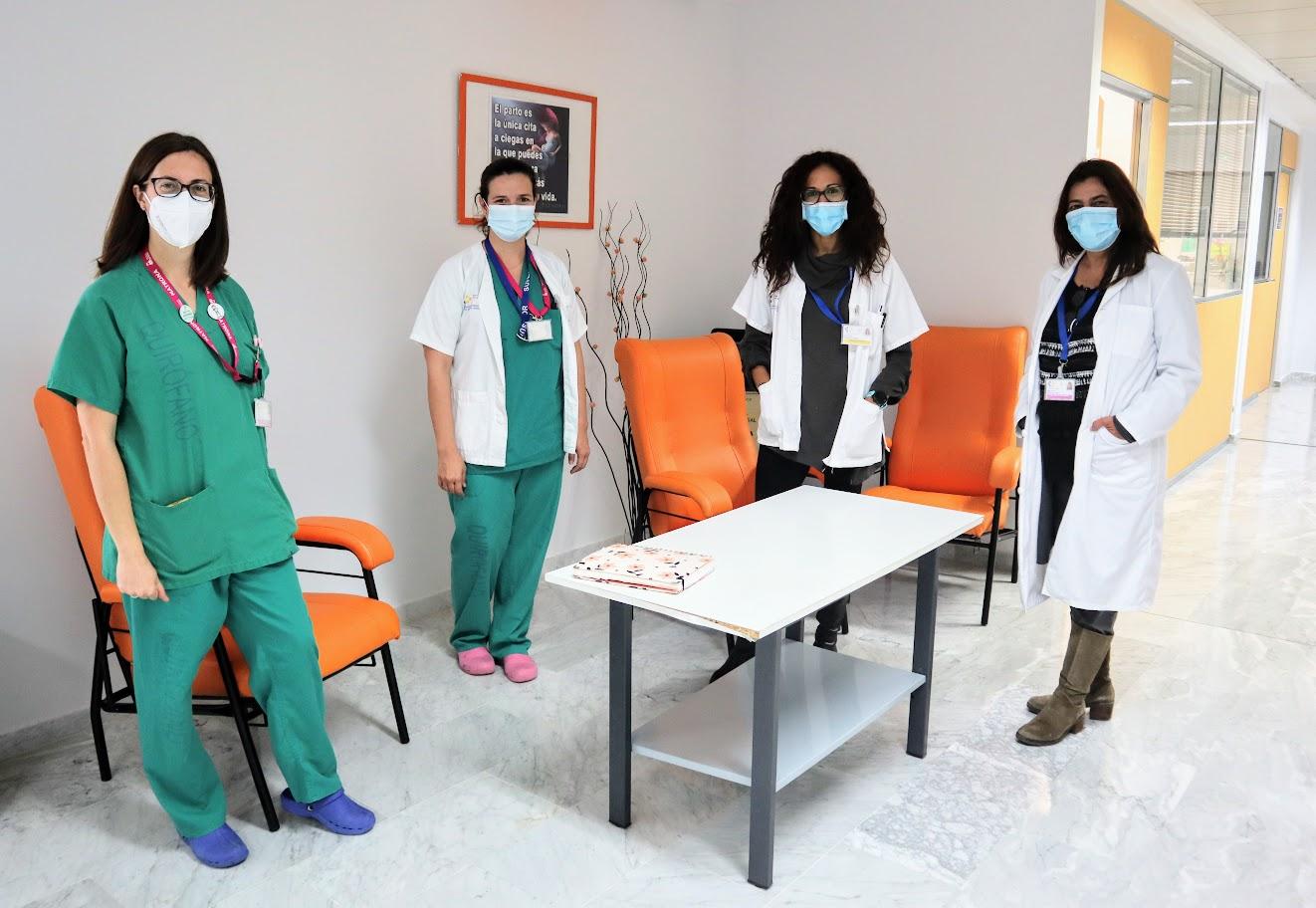 Consulta preparto para gestantes en el Hospital La Candelaria / CanariasNoticias.es