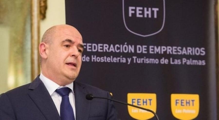 José Mª Mañaricua, presidente de la FEHT Las Palmas / CanariasNoticias.es
