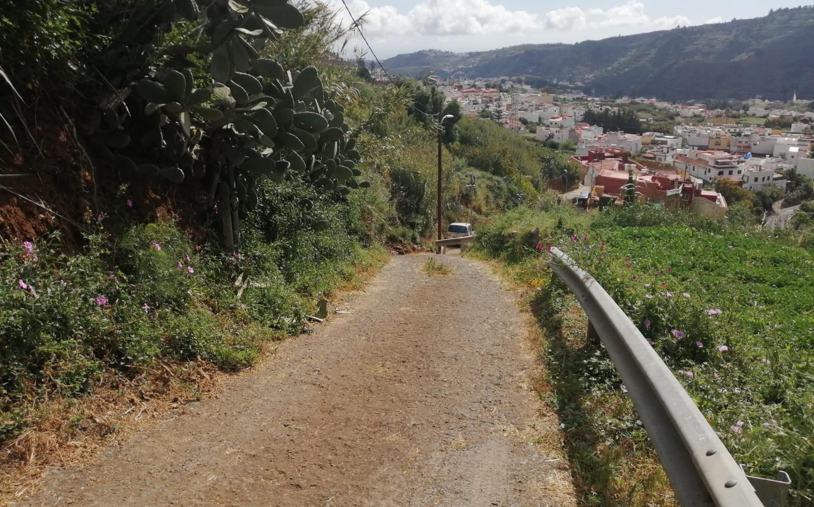 Camino de Los Estanques en Teror (Gran Canaria) / CanariasNoticias.es