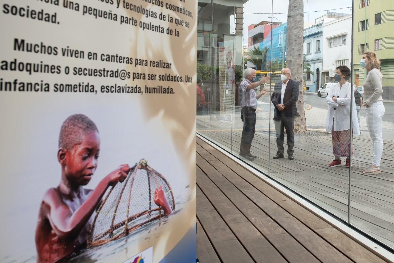 Exposición 'Esclavitud infantil. La injusticia oculta'/ canariasnoticias