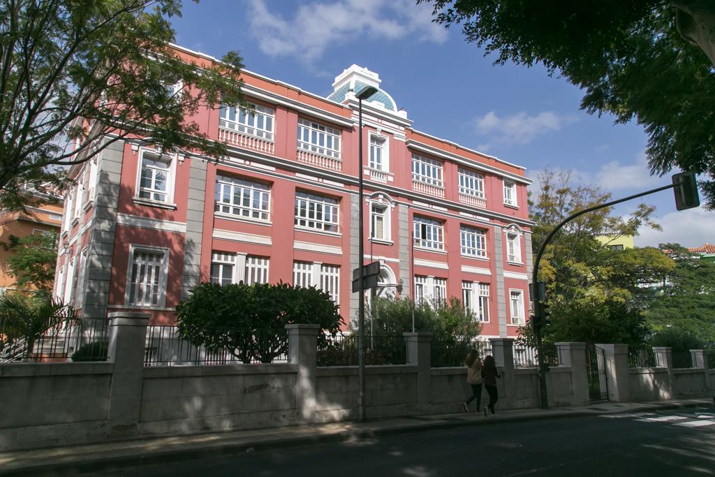 Consejería de Sanidad. Tenerife/ canariasnoticias.es