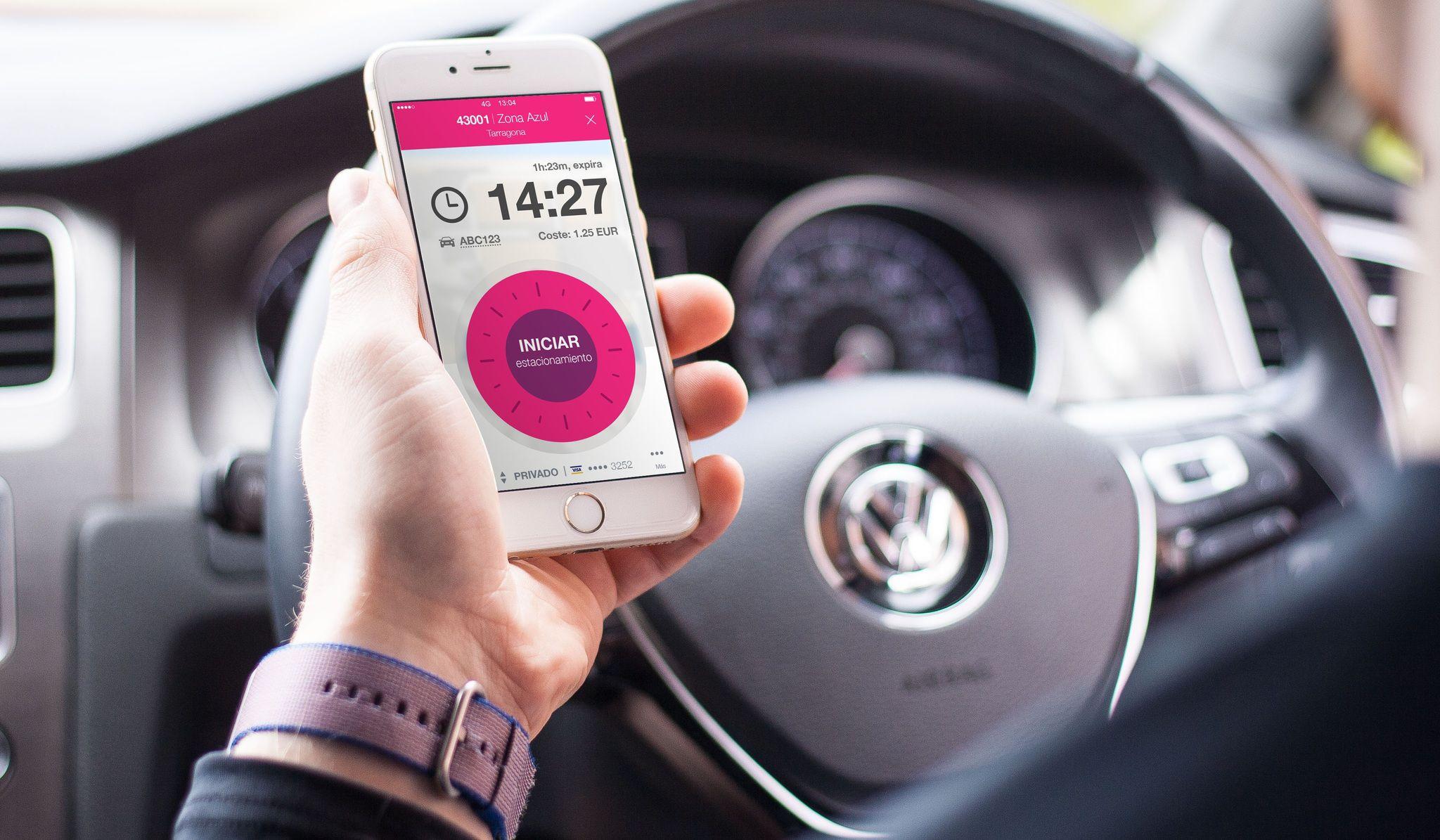 Gáldar estrena App para hacer uso de los aparcamientos regulados / CanariasNoticias.es
