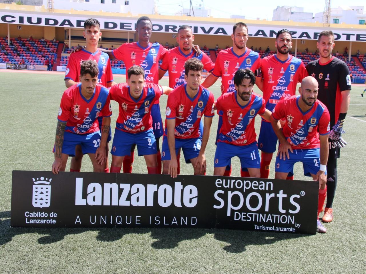 U.D. Lanzarote-U.D. Las Palmas C/ canariasnoticias