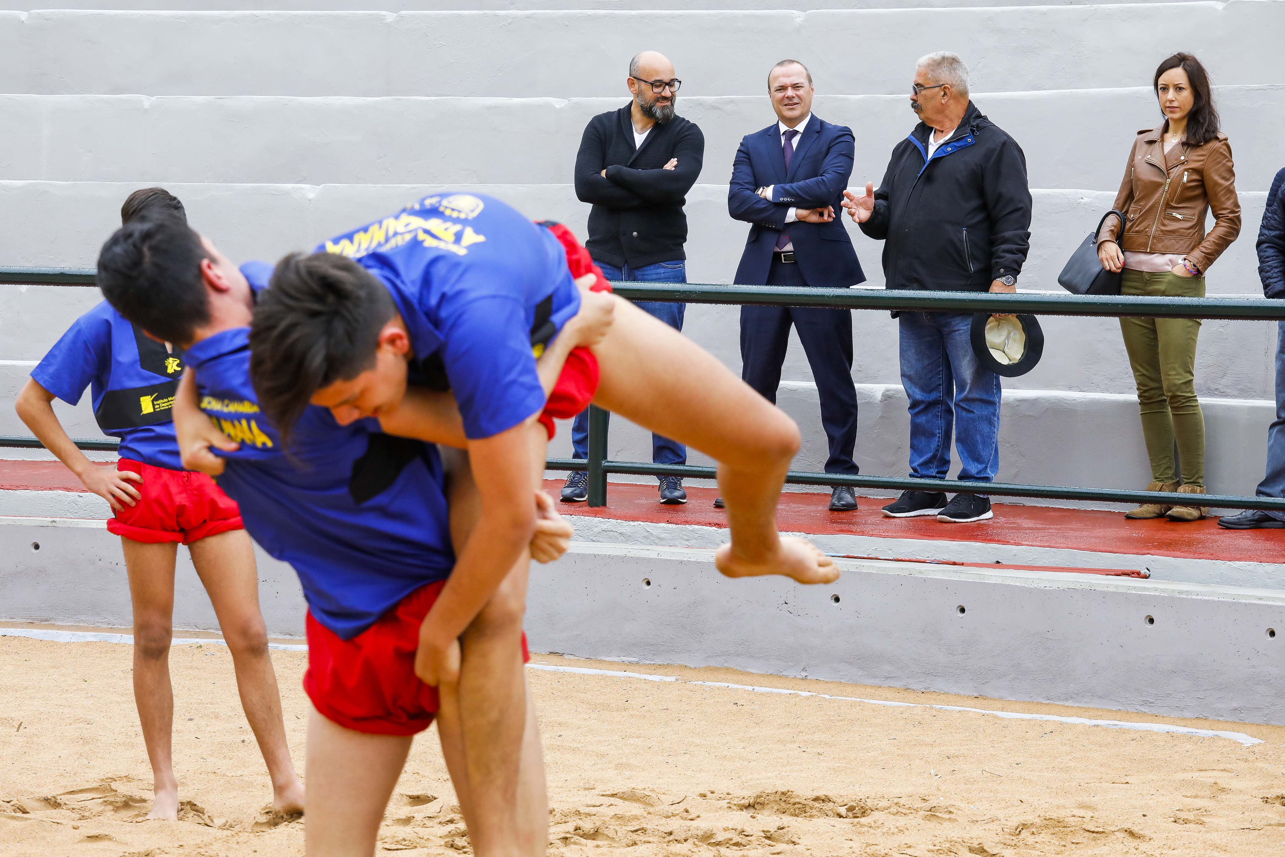 El IMD potencia el desarrollo de los deportes tradicionales / CanariasNoticias.es