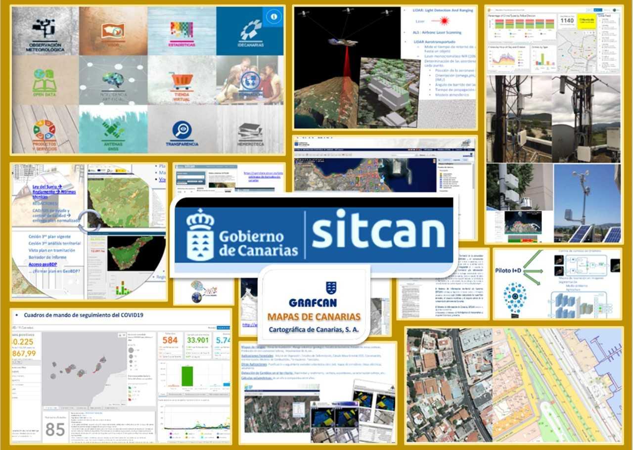 Presentación del SITCAN a los ayuntamientos de Tenerife y El Hierro / CanariasNoticias.es
