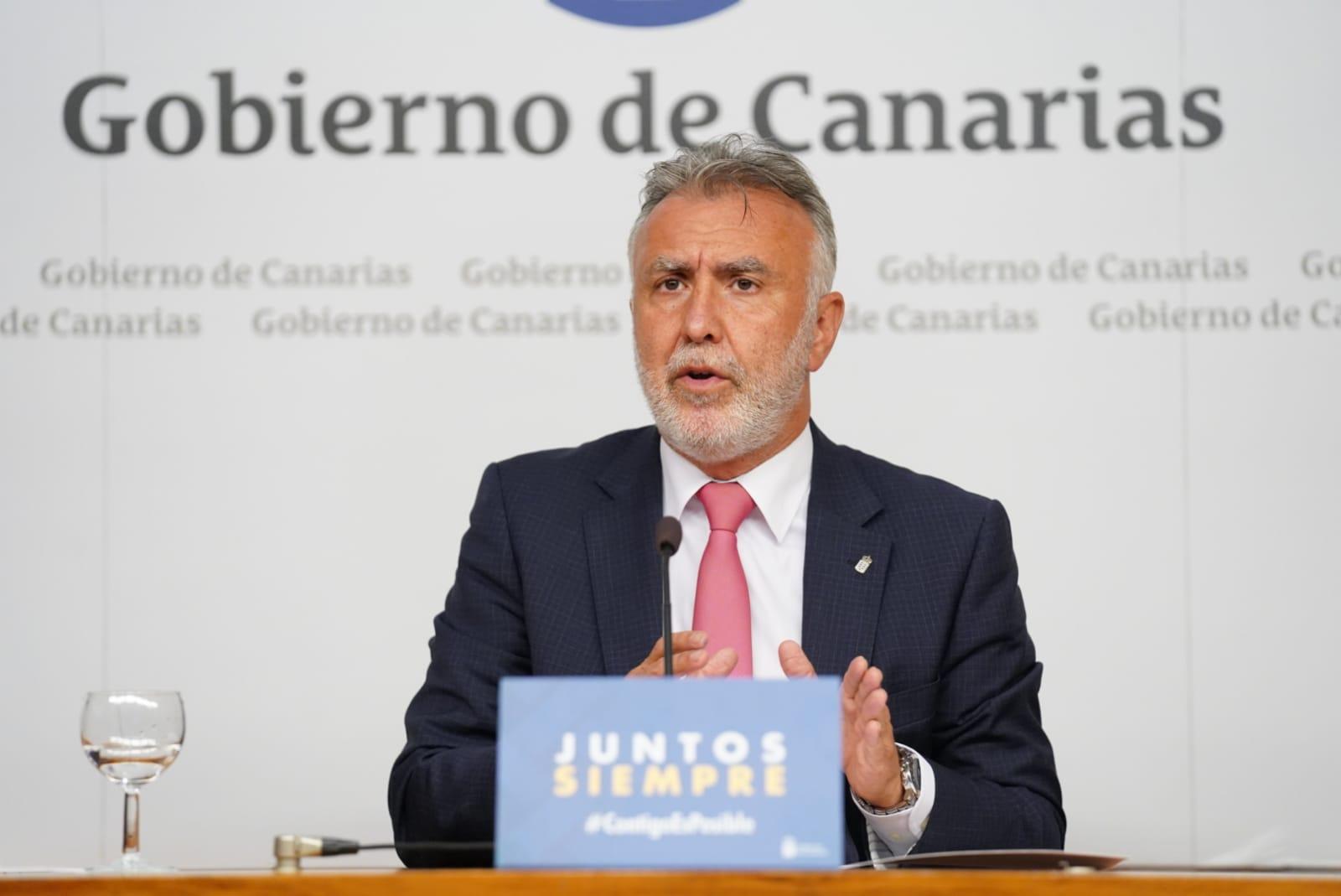Ángel Víctor Torres, presidente de Canarias / CanariasNoticias.es