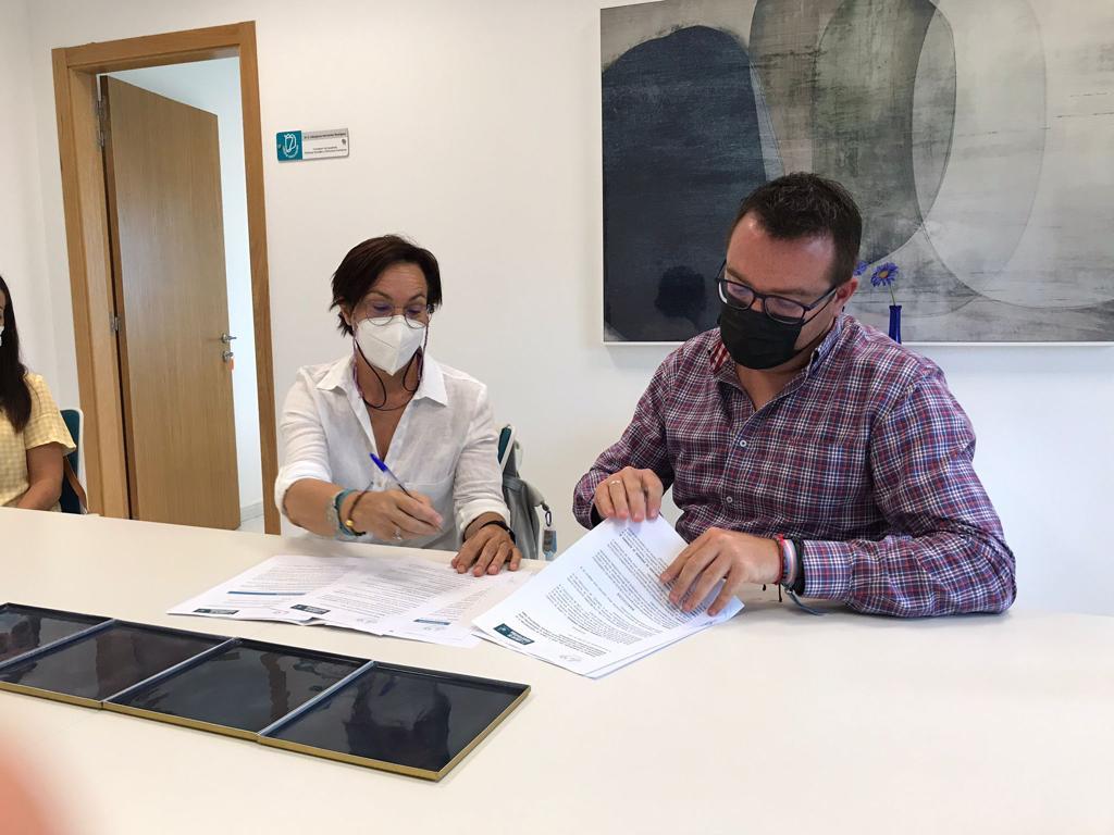 Convenio entre Cabildo de Fuerteventura y AFFA Fuerteventura / CanariasNoticias.es