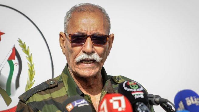 El líder del Frente Polisario, Brahim Ghali/ canariasnoticias