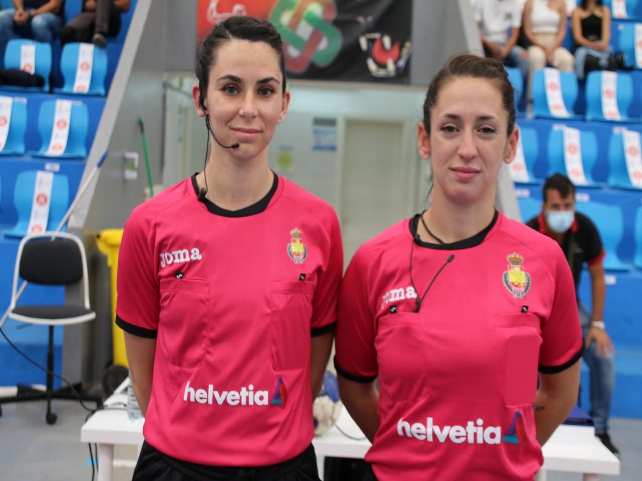 María Victoria Avilés Fernández y María Sánchez Ramírez/ canariasnoticias