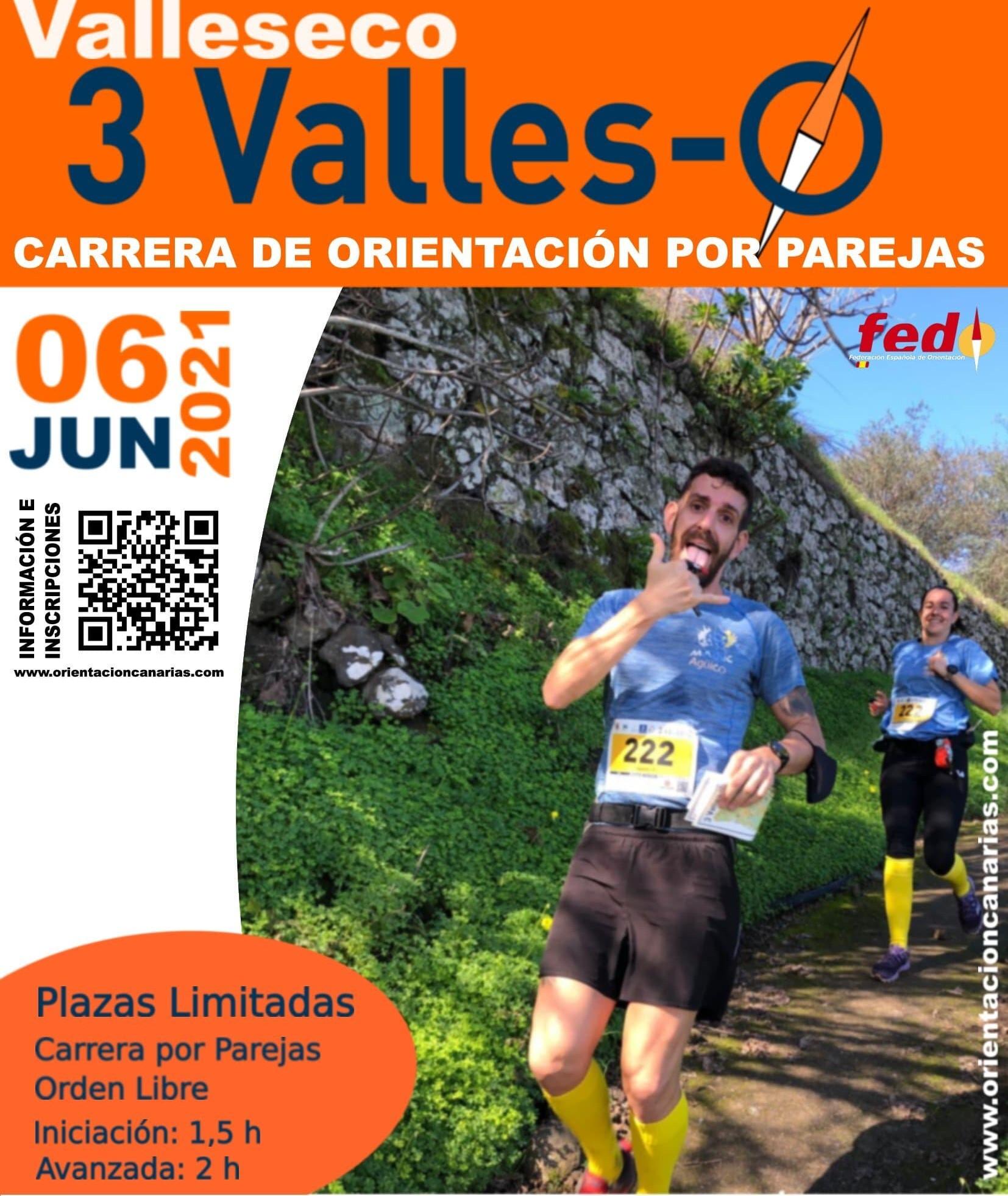 """Carrera """"Valleseco 3 Valles-O"""" / CanariasNoticias.es"""