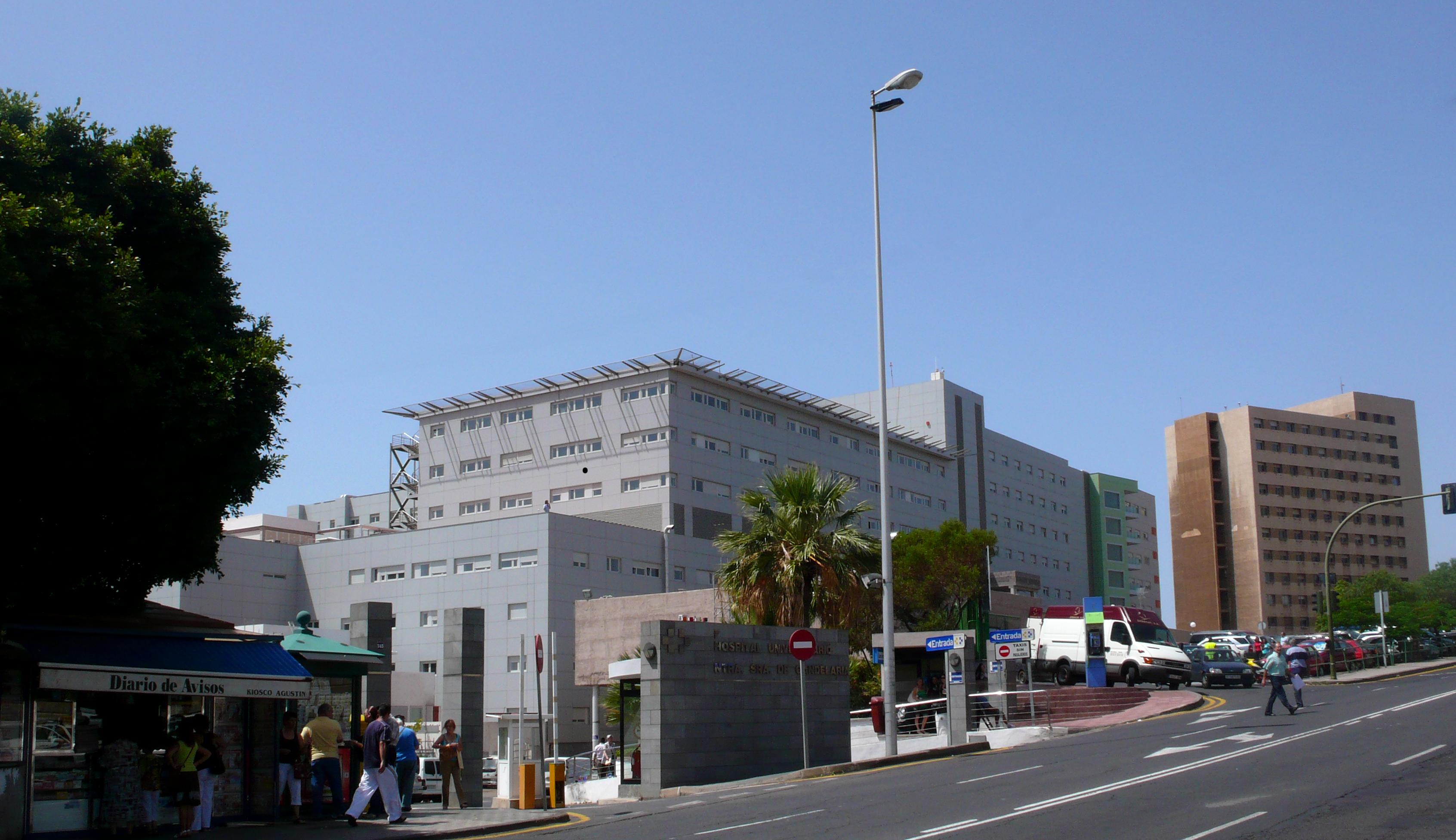 Hospital Universitario Nuestra Señora de Candelaria (Tenerife) / CanariasNoticias.es