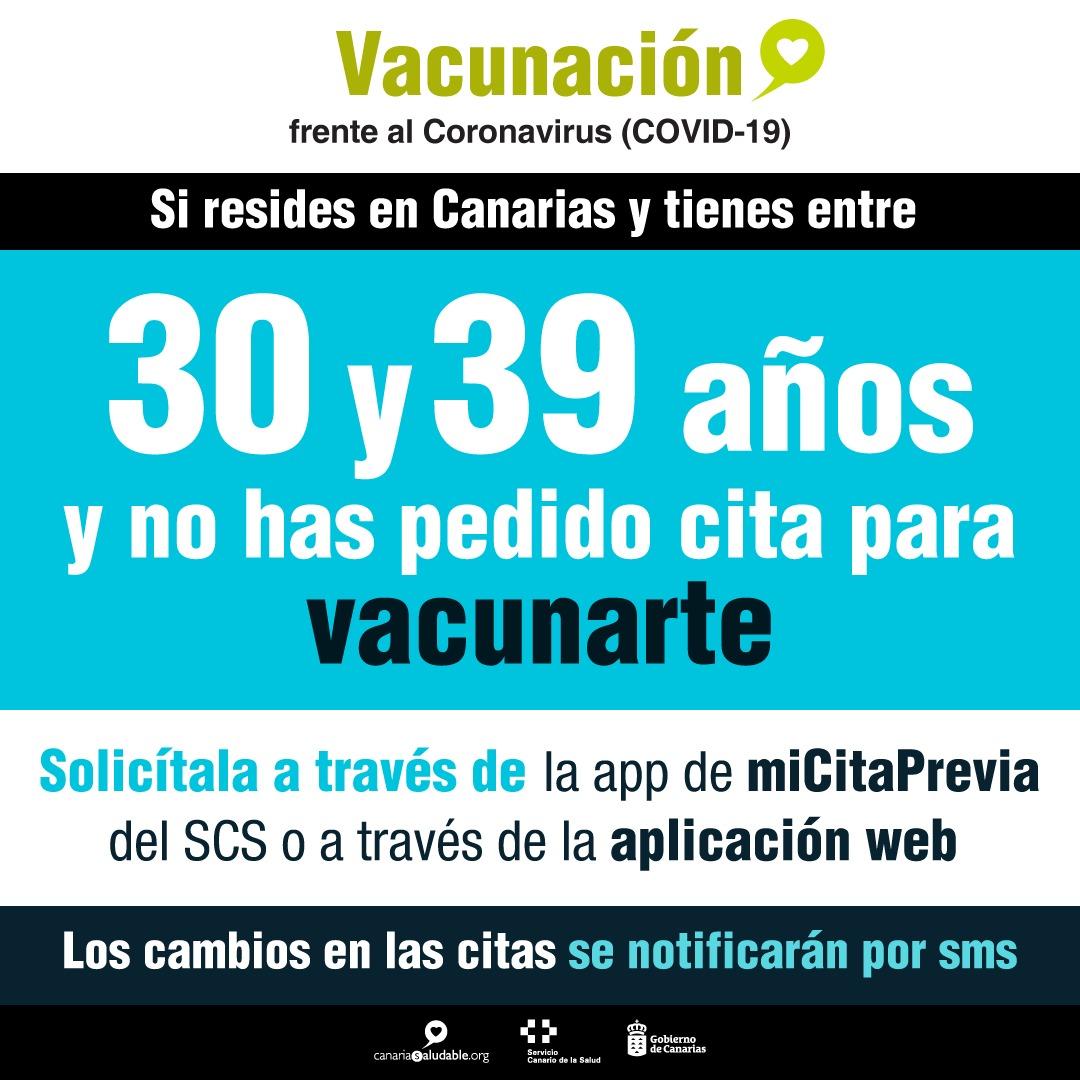Vacunación contra Covid-19 / CanariasNoticias.es