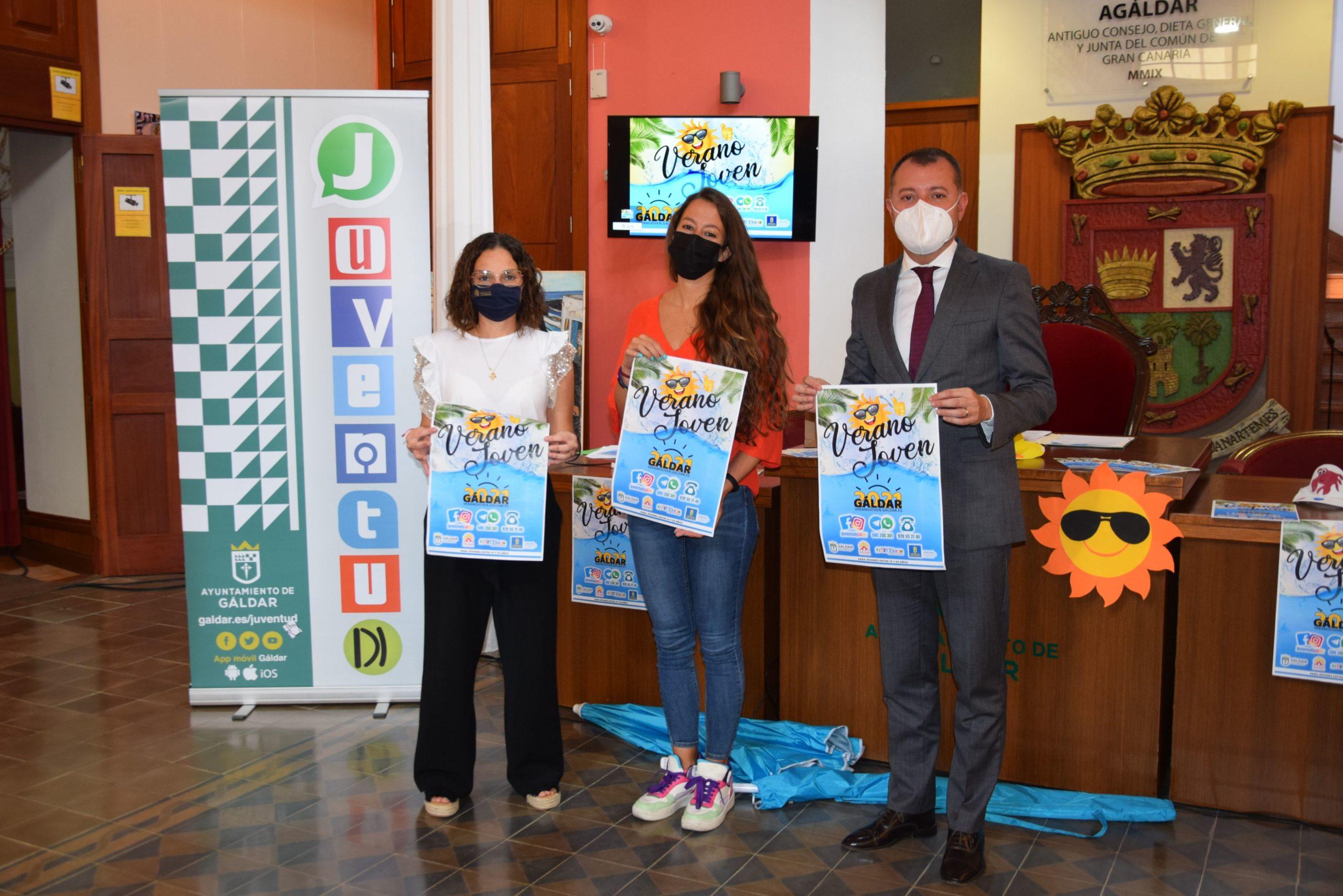 Verano Joven 2021 en Gáldar / CanariasNoticias.es