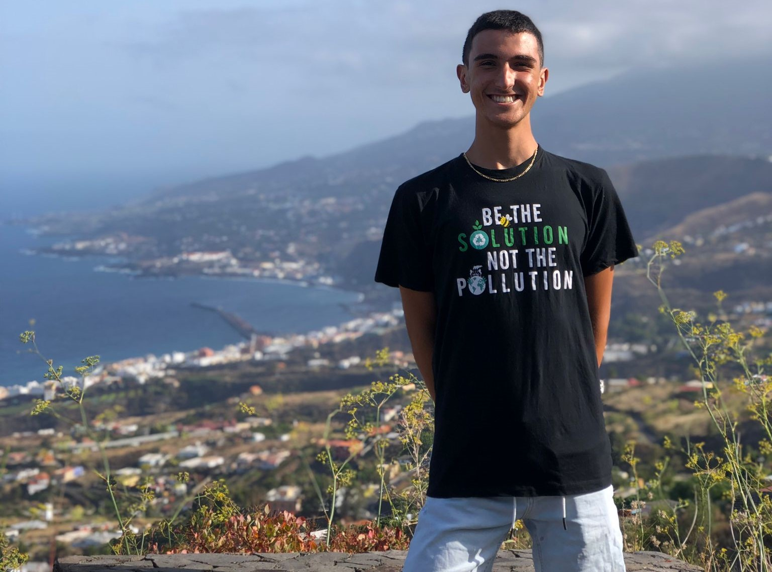 Darío Hernández, Galardón y Premio 'Joven Canarias' / CanariasNoticias.es