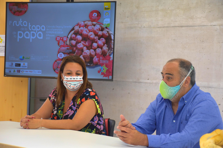 Presentación de la Ruta de la Tapa de la Papa de La Esperanza en El Rosario (Tenerife) / CanariasNoticias.es