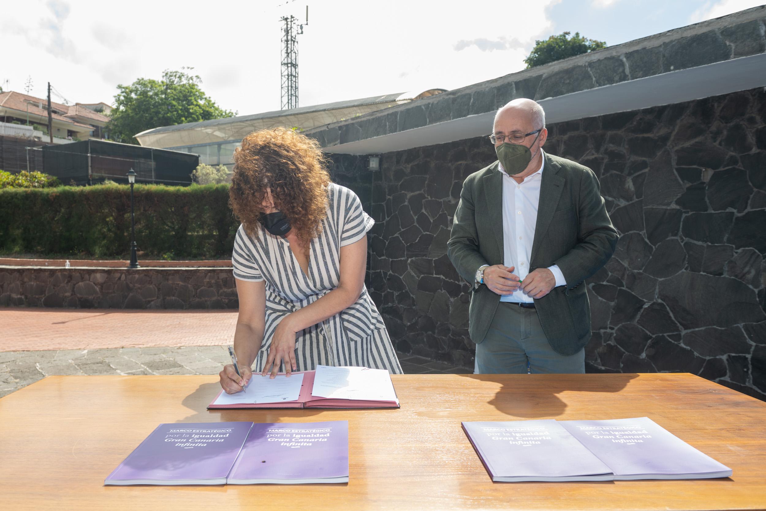 Marco Estratégico por la Igualdad en Gran Canaria / CanariasNoticias.es